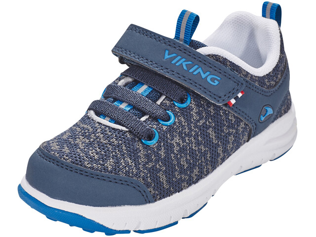 Viking Footwear Veil Shoes Kids Navy/Royal Blue
